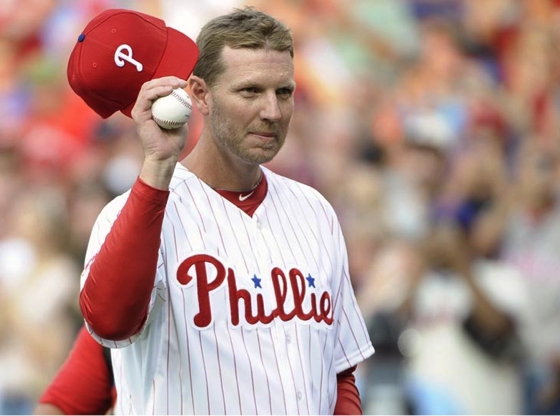 Major League Baseball star Roy Halladay remembered at celebration of life service in Clearwater